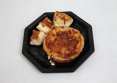 Quiche Pomme Brie