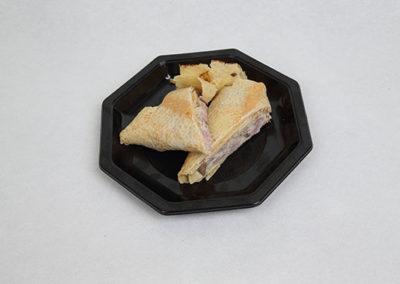 Crêpe Jambon Champignon