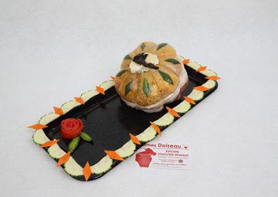 Melon de pintade tourangelle